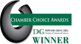 Image: Downers Grove Chamber of Commerce Logo