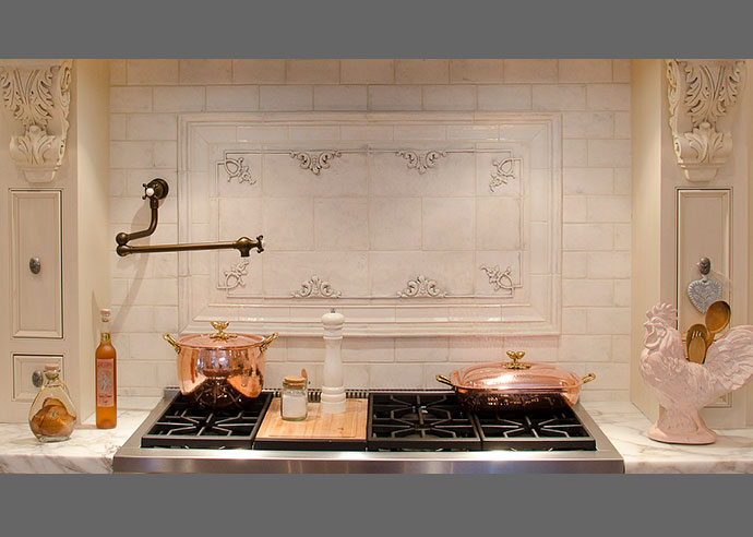 Photo: Gourmet French Country Kitchen