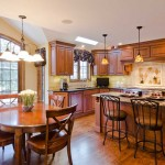 Kitchen Remodel With Traditional Touches
