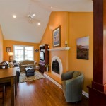 Two Story Family Room Addition In Downers Grove