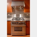 Stainless Stuns In Oak Brook Kitchen Remodel