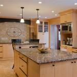 Custom Tile Adds Interest In Oak Brook Kitchen Remodel