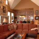 Family Room That Impresses