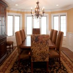 Dining Room Perfect For Family And Friends