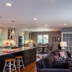 Kitchen Remodel Opened Up This Split Level In Westmont