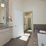 Gray Grabs You In Geneva Bath Remodel