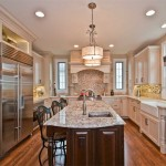 Remodeled Galley Kitchen Packs A Punch