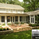 Rear Sun Room Brings Beauty And Light To Winfield Home
