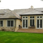 Luxurious Limestone Master Suite Addition Enhances This Gorgeous Oak Brook Home