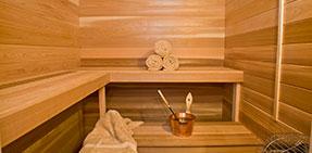 Photo: Basement Sauna