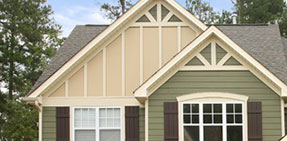 Photo: Fiber Cement Siding
