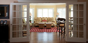 Photo: Sunroom Room Remodeling