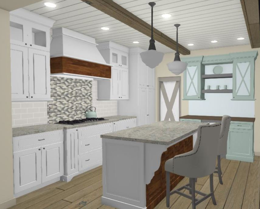 kitchen wc 1 - Bradford and Kent Custom Remodeling