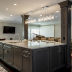 A Spacious, Open Kitchen Is Perfect For Entertaining