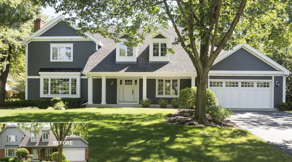 Enhancing your home s curb appeal for Change exterior of house
