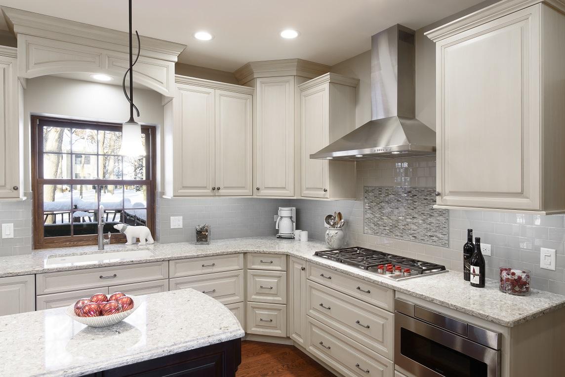Terrific Traditional Kitchen Remodel