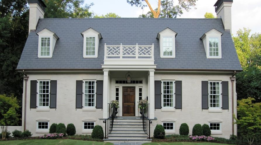 Curb Appeal Made Complete By Exterior Replacement Windows