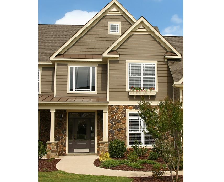 James Hardie Home Siding Hits A Home Run