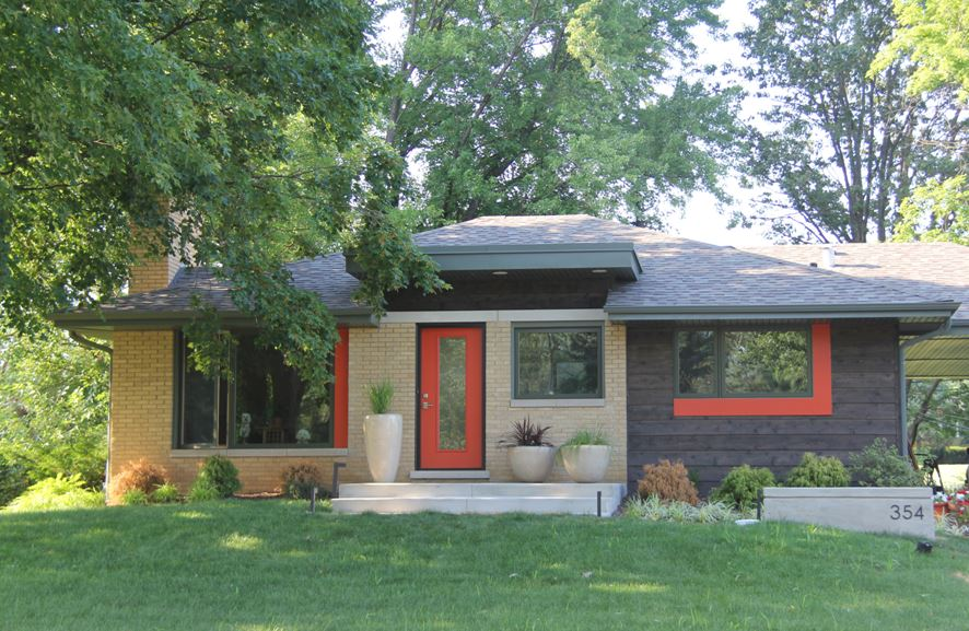 Mid Century Modern Masterpiece In Oak Brook