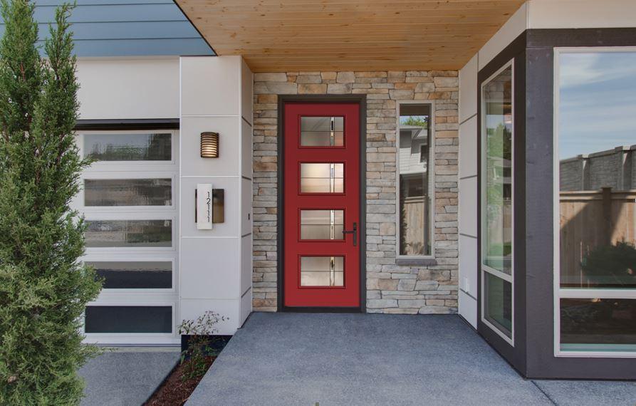 Fabulous Fiberglass Front Door In Naperville