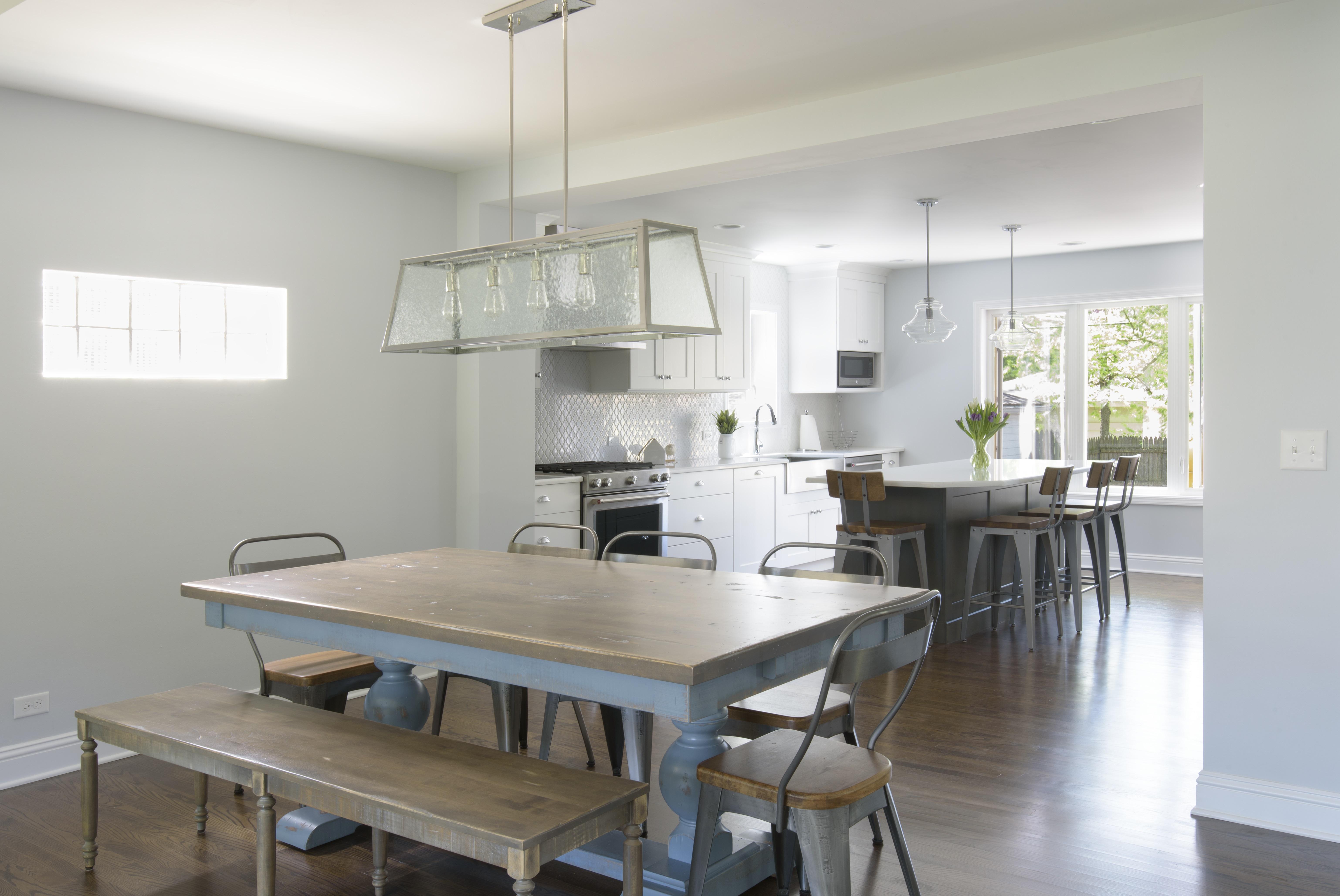 Naperville kitchen remodeling - Bradford and Kent Custom Remodeling