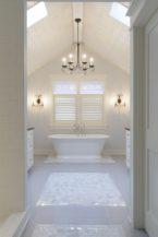 Romantic Naperville Master Bath