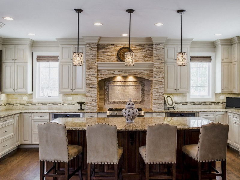 Best Naperville Kitchen Remodeling Contractor-Bradford And Kent