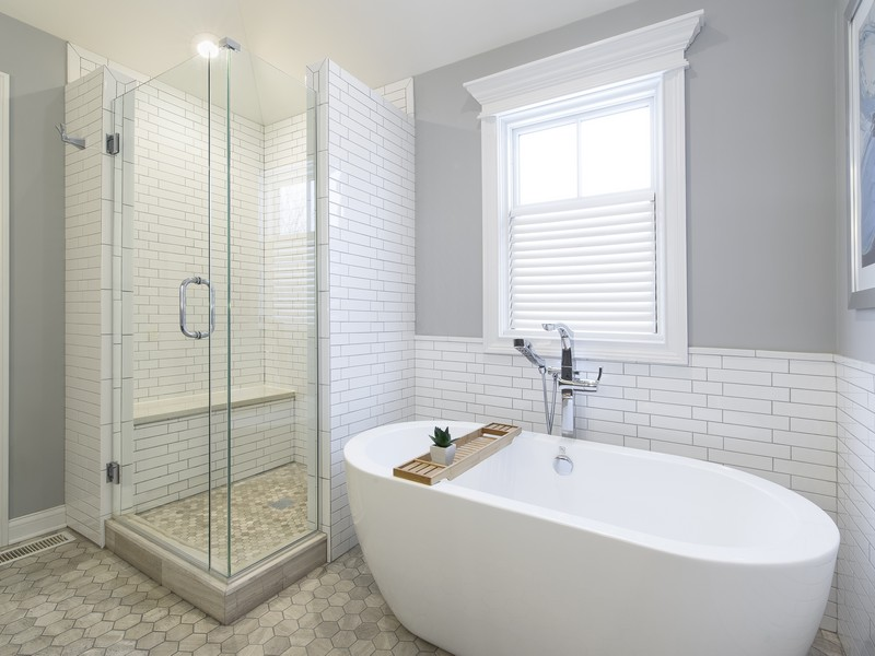 To Develop The Optimal Bathroom Remodeling Plan, Your Designer Discuss  Several Important Elements With You.